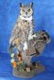 Owl- Great Horned 22